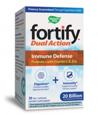NATURES WAY Fortify Dual Action Immune Defense / 30 Vcaps.