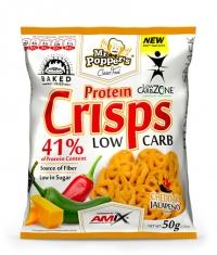 AMIX Mr. Popper´s Protein Crisps