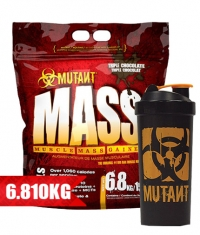 PROMO STACK Bodytimero MUTANT MASS STACK