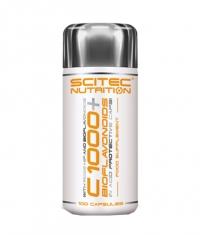 SCITEC C 1000 + Bioflavonoids / 100Caps.