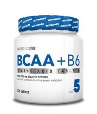 NUTRICORE BCAA + B6 / 220 Tabs.