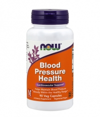 NOW Blood Pressure Health / 90Vcaps.