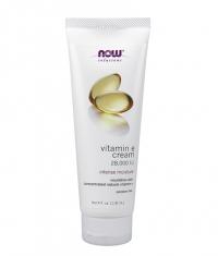 NOW Vitamin E Cream 28,000 IU / 118ml.