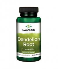 SWANSON Dandelion Root 515mg. / 60 Caps.