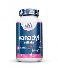HAYA LABS Vanadyl Sulfate / 100 Tabs