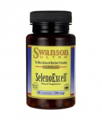SWANSON SelenoExcell Selenium 200mcg. / 60 Caps