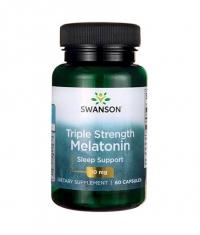 SWANSON Melatonin - Dual-Release 3mg. / 60 Tabs