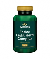 SWANSON Essiac Eight Herb Complex 398mg. / 120 Soft