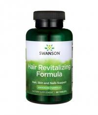 SWANSON Hair Revitalizing Formula / 60 Tabs