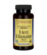 SWANSON N-Acetyl D-Glucosamine (N-A-G) 750mg. / 60 Vcaps
