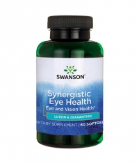SWANSON Synergistic Eye Health Lutein & Zeaxanthin / 60 Soft