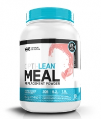 OPTIMUM NUTRITION Opti-Lean Meal Replacement Powder / 18 Serv.