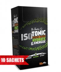 BIOTECH USA Iso Tonic 10x40g.