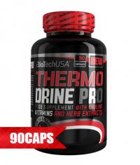 BIOTECH USA Thermo Drine Pro 90 Caps.