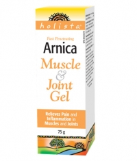 NATURAL FACTORS Holista Arnica Muscle & Joint Gel