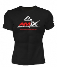 AMIX T-Shirt /Black/
