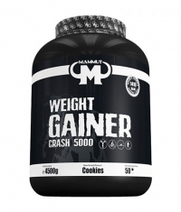 BEST BODY Mammut Weight Gainer Crash 5000