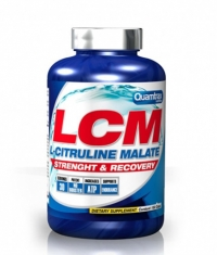 QUAMTRAX NUTRITION LCM L-Citruline Malate / 150 Caps.