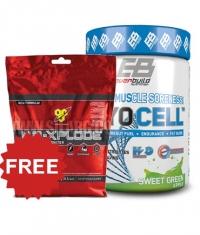 PROMO STACK Cryo Cell + N.O. XPLODE FREE Stack