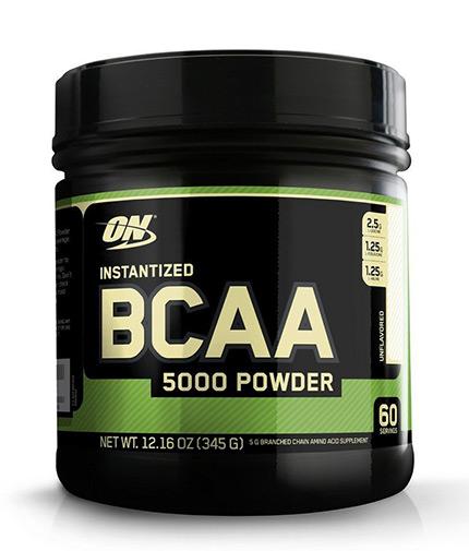 optimum-nutrition Instantized BCAA 5000 Powder 336g.