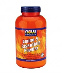 NOW Amino-9 Essentials  Powder 60 Serv.