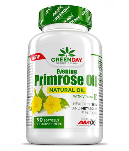 AMIX Evening Primrose Oil / 90 Softgels
