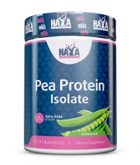 HAYA LABS 100% All Natural Pea Protein Isolate