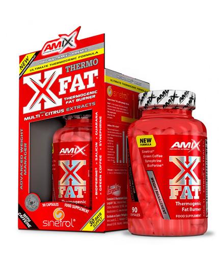 AMIX XFat THERMO / 90 Caps