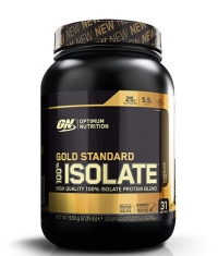 OPTIMUM NUTRITION 100% Isolate Gold Standard