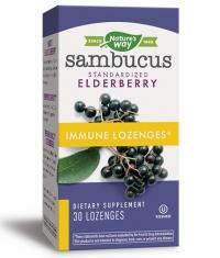 NATURES WAY Sambucus Immune Lozenges / 30 Lozenges