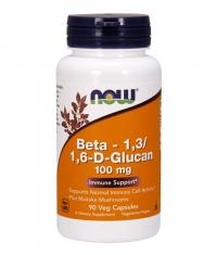 NOW Beta 1,3/1,6- D -Glucan 100mg. / 90 VCaps.