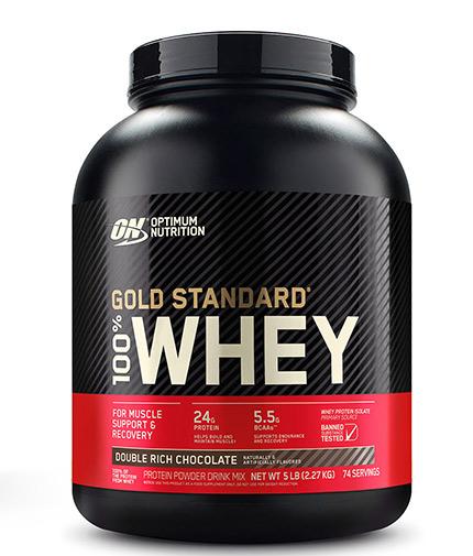 optimum-nutrition 100% Whey Gold Standard 5 lbs.