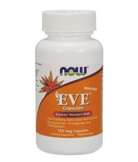 NOW Eve Women's Multiple Vitamin 120 VCaps.