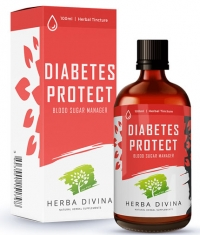 HERBA DIVINA Diabetes Protect / 100ml