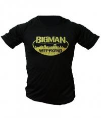 BIG MAN Weekend Shirt / Yellow