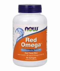 NOW Red Omega ™ 90 Softgels