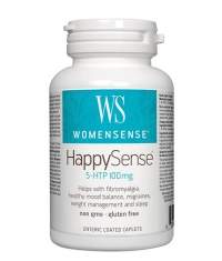 NATURAL FACTORS WomenSense HappySense 100mg / 60 Caps