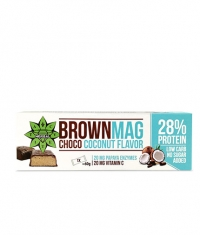 CVETITA HERBAL BrownMag Bar Coconut / 60g