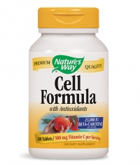 NATURES WAY Cell Formula / 60 Tabs