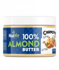 OSTROVIT PHARMA 100% Almond Butter Crunchy
