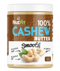 OSTROVIT PHARMA 100% Cashew Butter Smooth