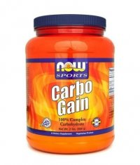 NOW Carbo Gain 100% Complex Carbohydrate