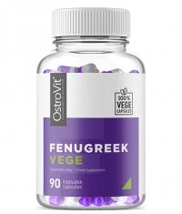 OSTROVIT PHARMA Fenugreek 600 mg / Vege / 90 Caps