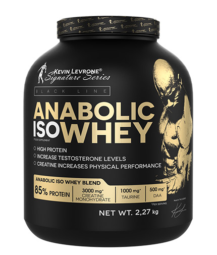 kevin-levrone Black Line / ***ic ISO Whey