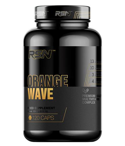 rsn Orange Wave / Premium Multivitamin Complex / 120 Caps