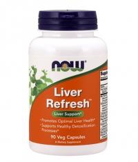 NOW Liver Detoxifier & Regenerator 90 Caps.