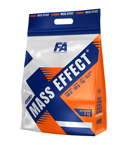 fa-nutrition Xtreme Mass Effect