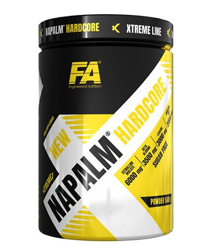 fa-nutrition Xtreme Napalm Hardcore