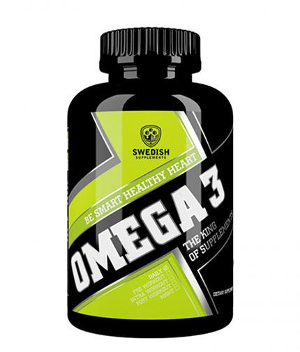 swedish-suplements Be Smart - Omega 3 / 120 Softgels