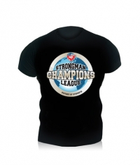 MLO Strongman T-Shirt /Black/